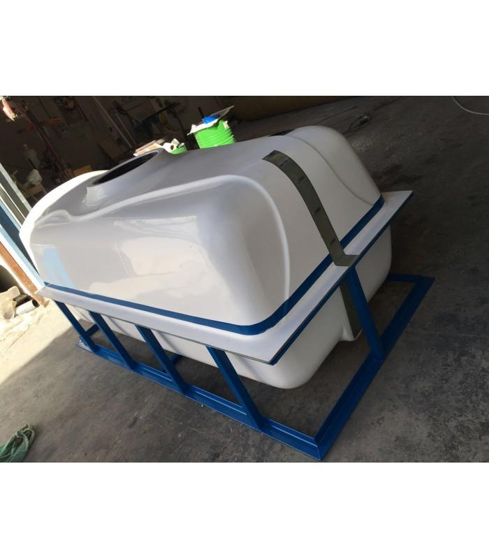 Dep sito agua cuba para transporte y riego de agua - Precio depositos de agua ...