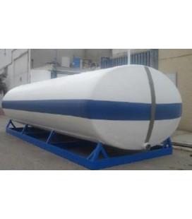 Depósito de agua - Cuba para transporte y riego de agua potable 10.000 Lts