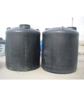 Depósito en Polietileno de alta densidad BOT 5.000 litros.