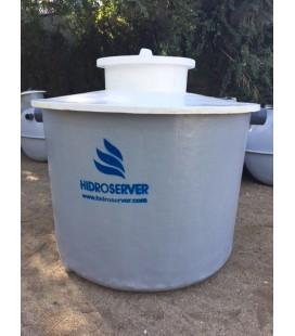 Separador de grasas para aguas residuales 300 litros (también instalamos)