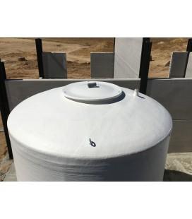 Depósito para agua vertical fondo plano 12.000 litros