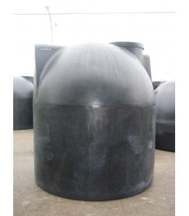 Depósitos para agua de Polietileno de alta densidad CU 500 litros. Superficie y enterrar.