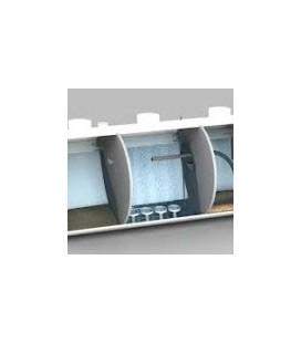 Depuradora de Oxidación Total 3.000 litros (también instalamos)
