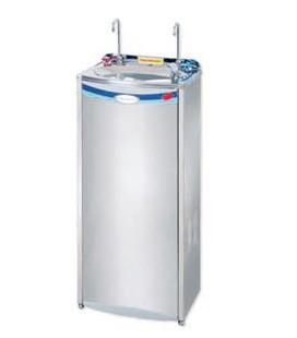 Fuente de agua osmosis inversa con bomba serie INOX RO FRIA + NATURAL
