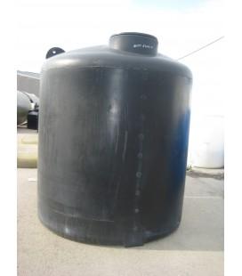 Depósito en Polietileno de alta densidad BOT 3.000 litros.