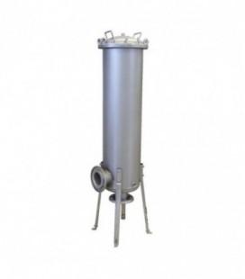 Filtro industrial agua multicartucho inox. 3x20